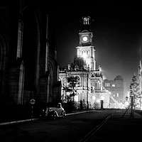 George Caddy - Town Hall, 1937