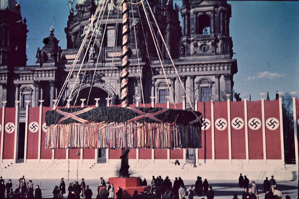 Berlin 1937, Berliner Dom (Berlin Cathedral)