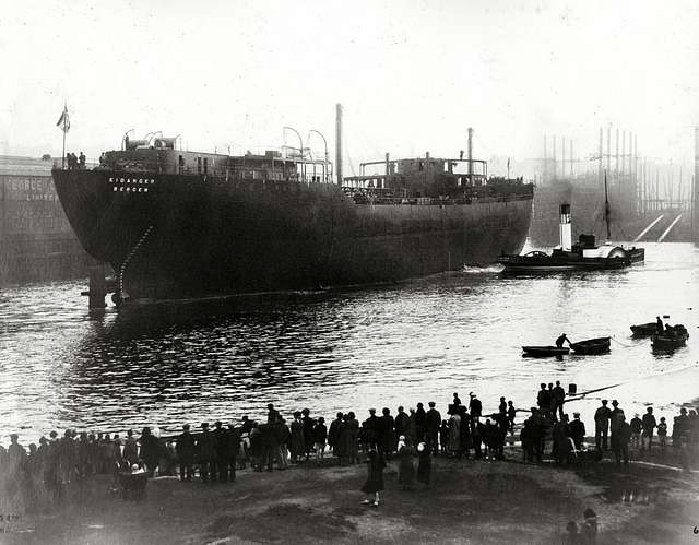 Launch of the 'Eidanger'