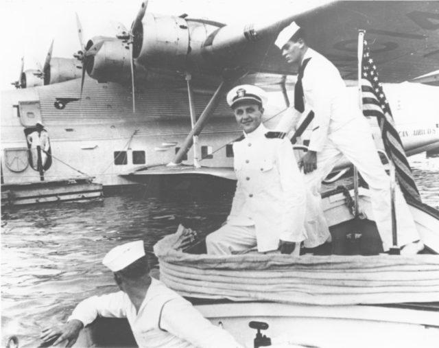 Martin M-130 Pan American AL Honolulu