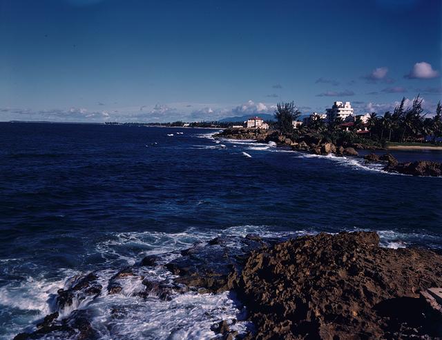 [Shoreline, Puerto Rico]