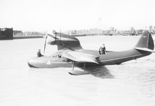Fairchild 91B NR777 Franz Schell Album Image