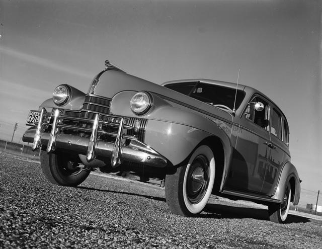 [Oldsmobile Series 70 Automobile, Lone Star Oldsmobile Company]