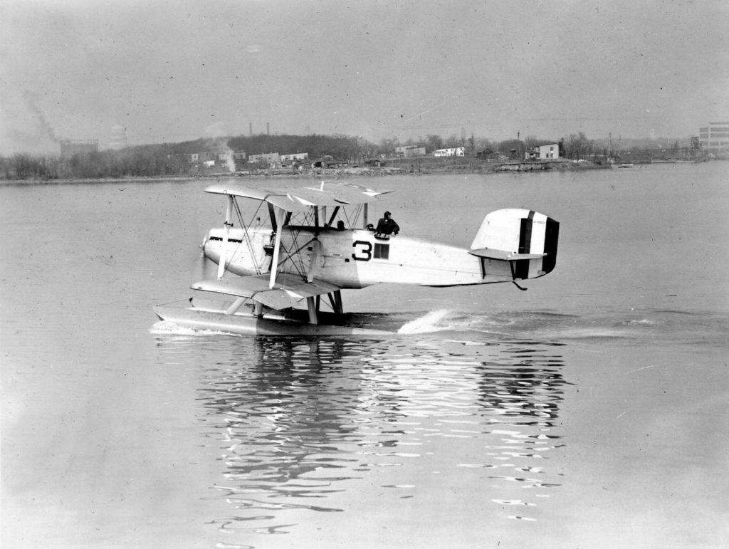 Curtiss CS-1, A-6501