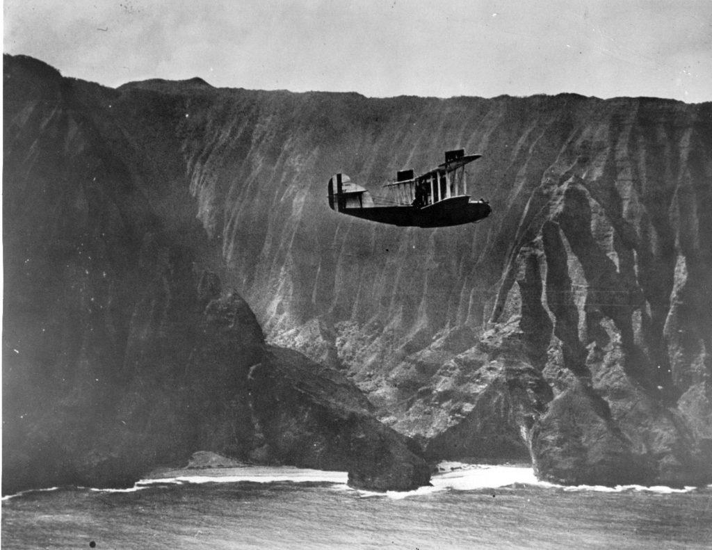 Curtiss F5L, Hawaii, c1920