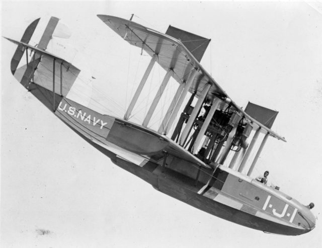 Curtiss F5L, VJ-1, 1921 00074