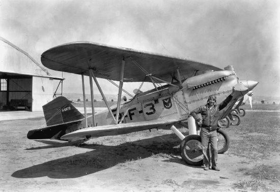 Curtiss F6C-1