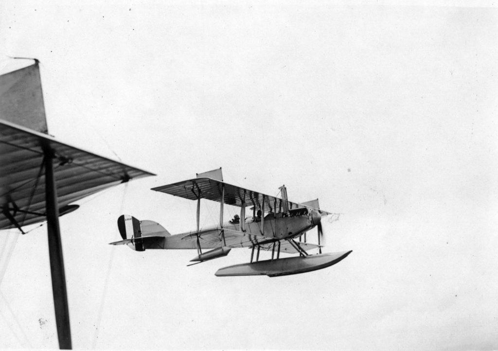 Curtiss N-9, A-2524