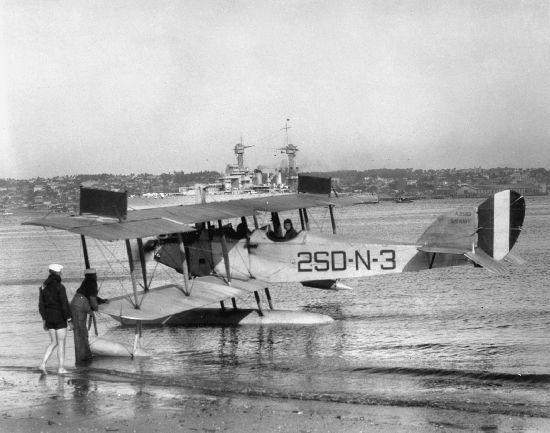 Curtiss N-9 Trainer