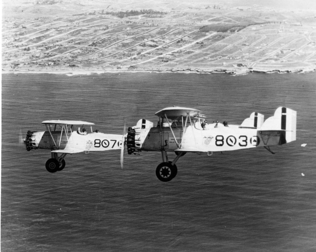 Curtiss OC-2, VO-8M, NAS NI c30 637