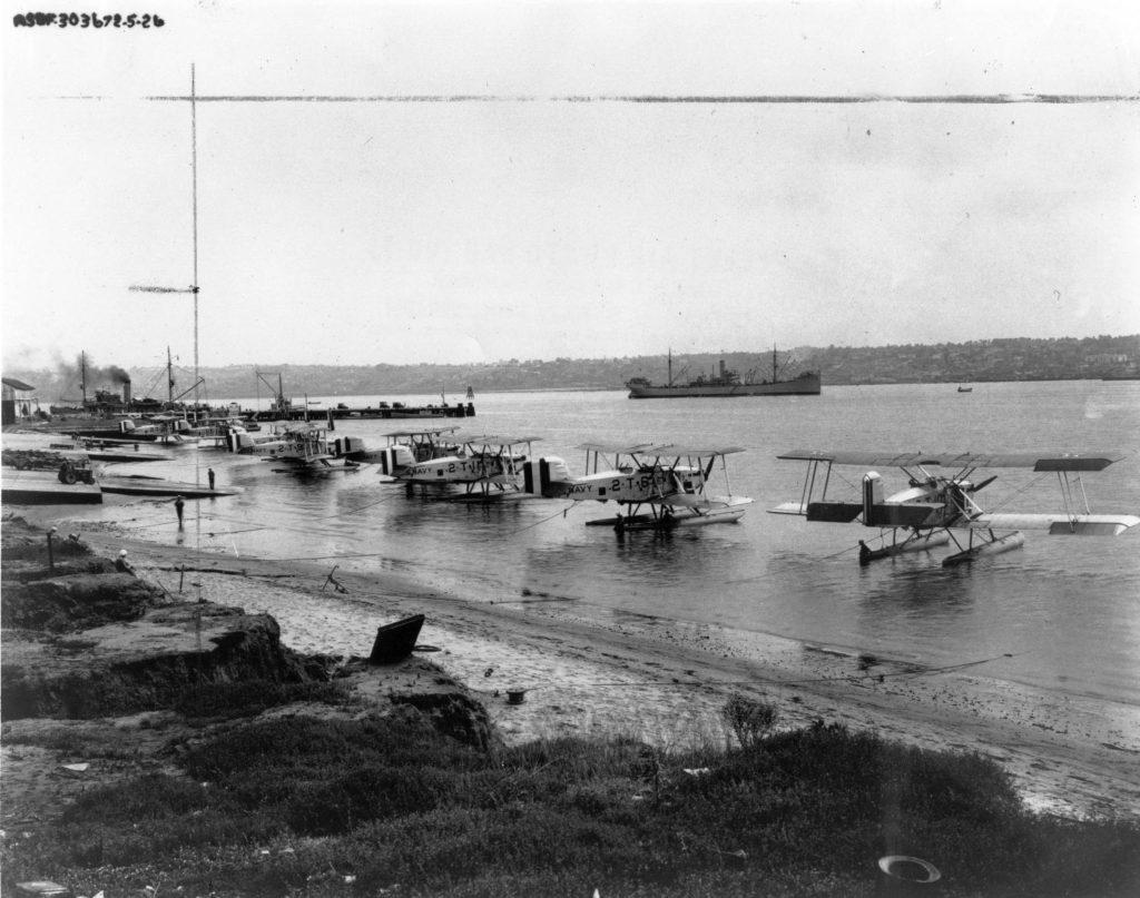 Curtiss SC-2, VT-2, NAS SD, May26 593a