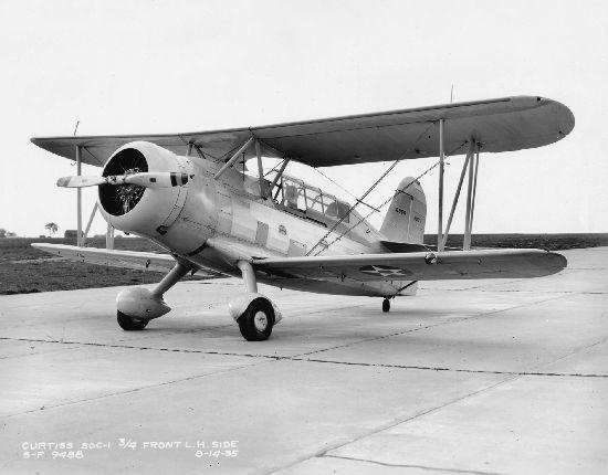Curtiss SOC-1