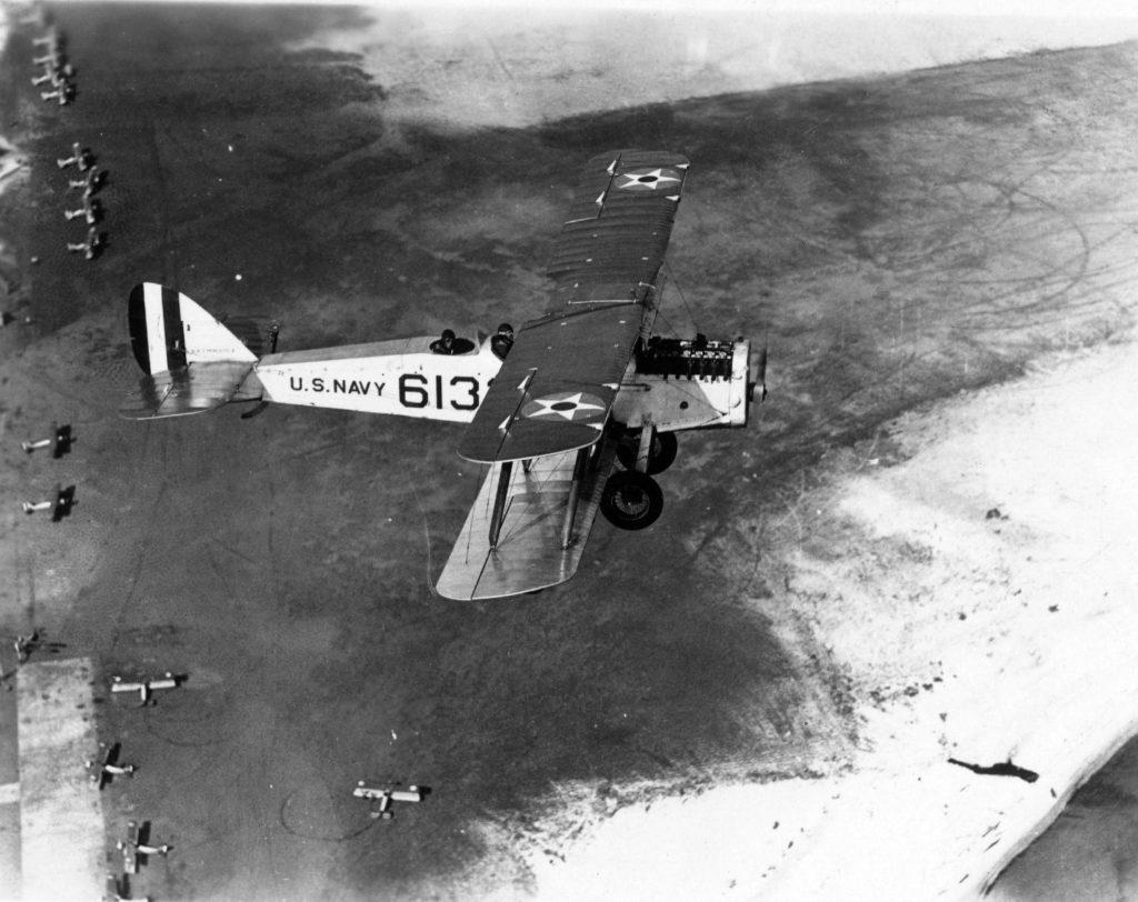 DeHavilland DH-4B, NAS Pensacola