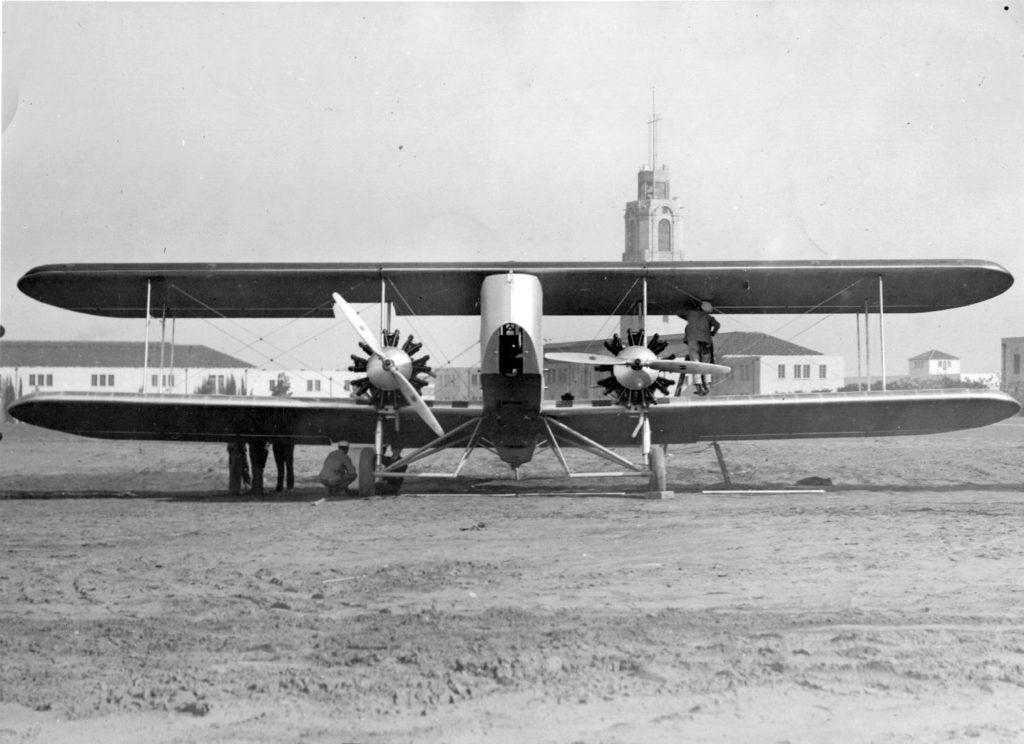 Douglas T2D-1, NAS NI, c28 00175