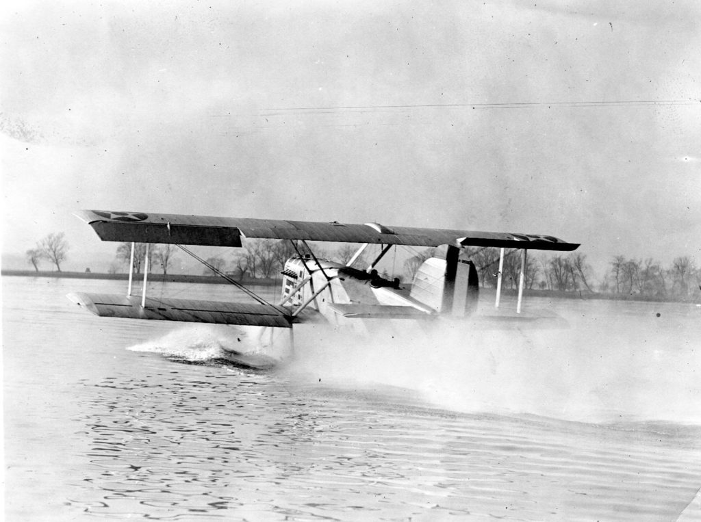 DT-2 Take Off