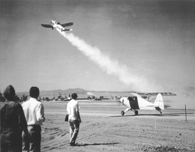 First JATO assisted Flight