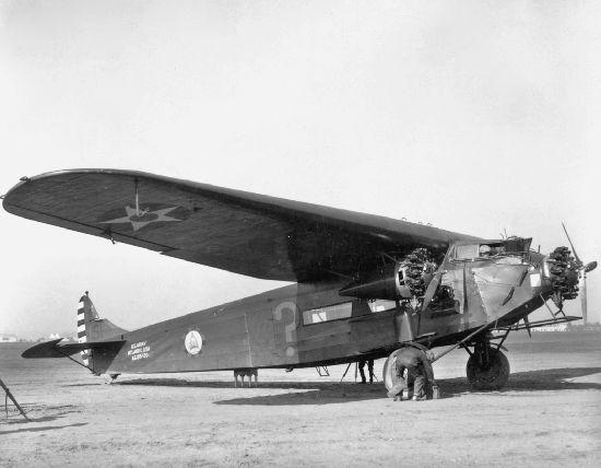 Fokker C-2A Question Mark
