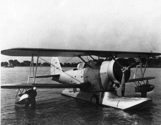Grumman J2F-4, A-1639, Anacostia 631