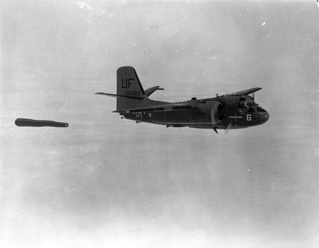 Grumman US-2E, 133382, VU-3