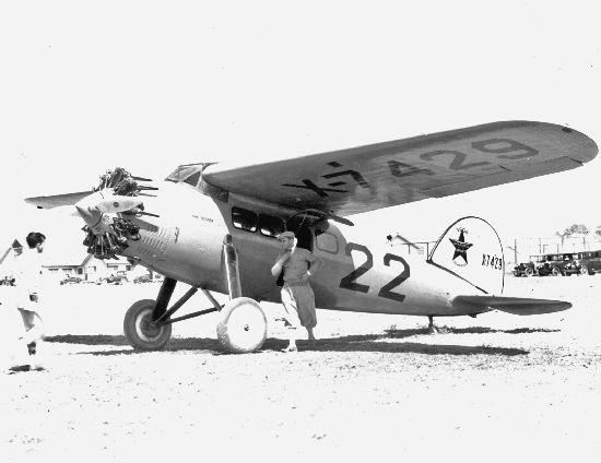 Lockheed Vega 5