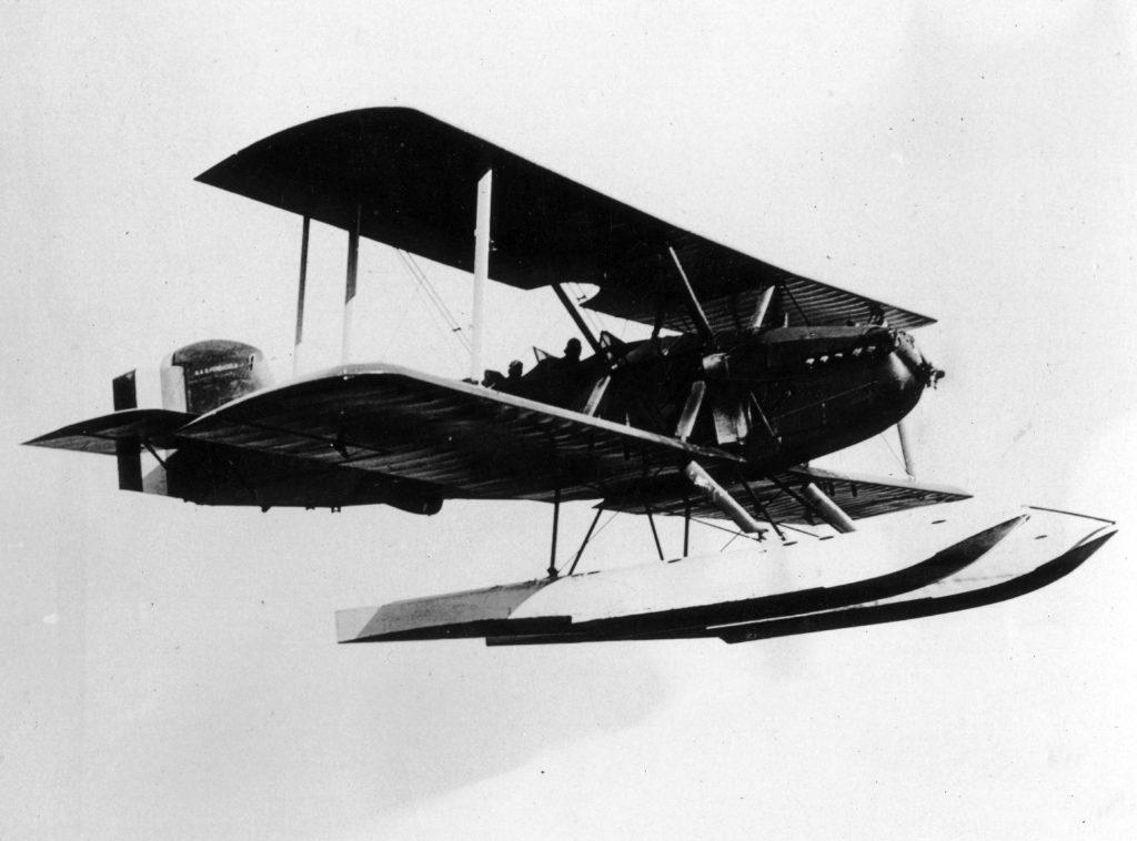 Martin SC-1, NAS Pensacola