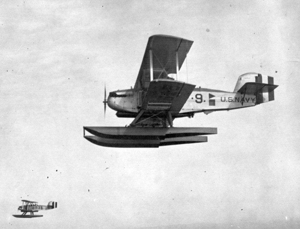 Martin SC-1, VT-2
