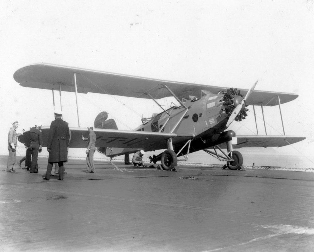 Martin T4M-1, VT-1
