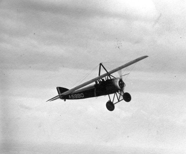 Morane-Saulnier AR-1, A-5980 1