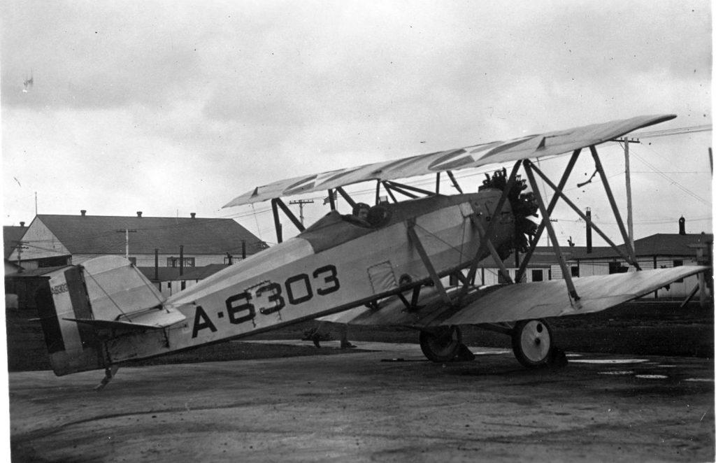 Naval Aircraft Factory TS-1, A-6303, NAS San Diego, c1924