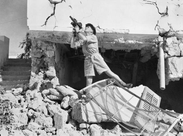 Ruins of Tobruk