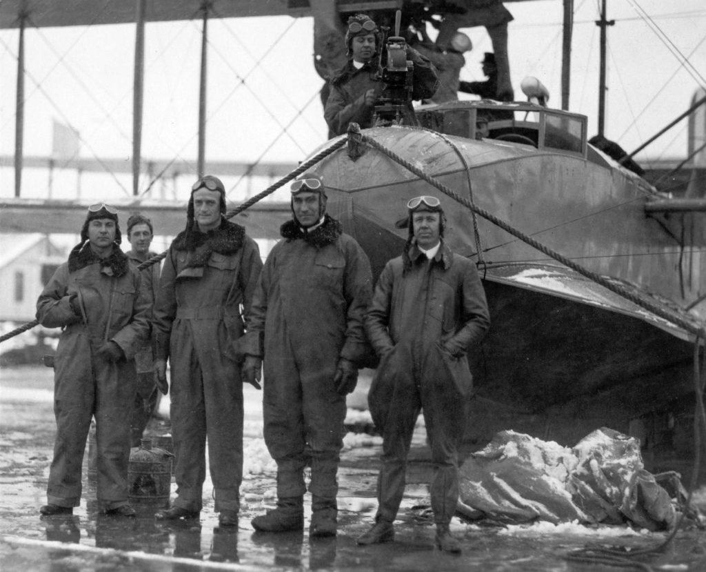 The Cold Crew