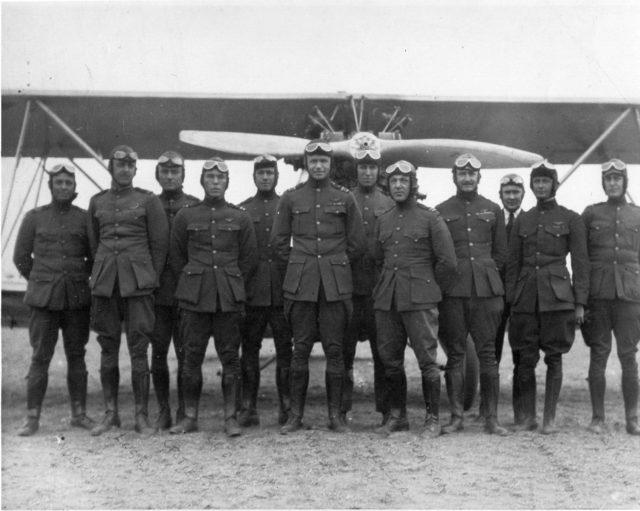 VF-2, 1923