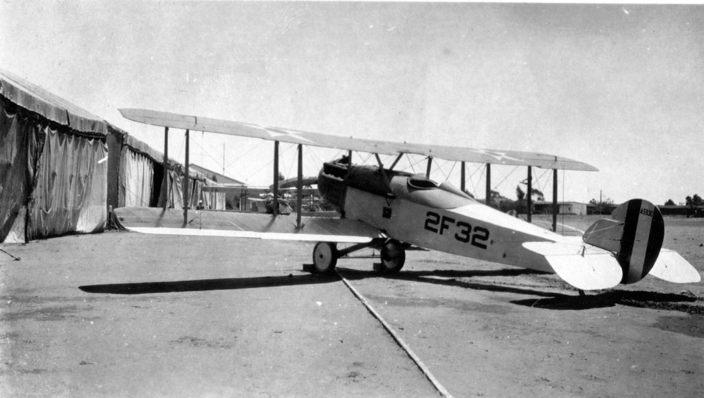 Vought VE-7SF, A-5930, VF-2