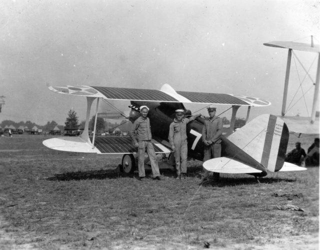 Wright F2W-1, A-6744, NAS San Diego 2