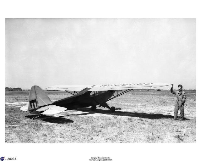 Piper J-3L50 Cub