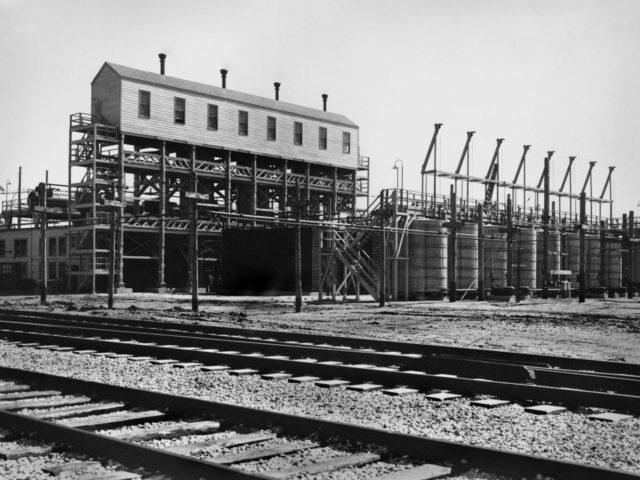Ammonia Oxidation Plant at Plum Brook Ordnance Works