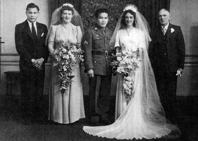 Gamboa wedding