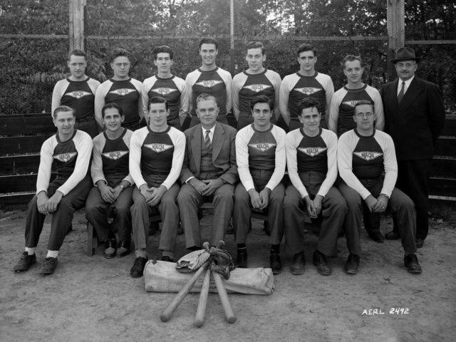 AERL Baseball Team