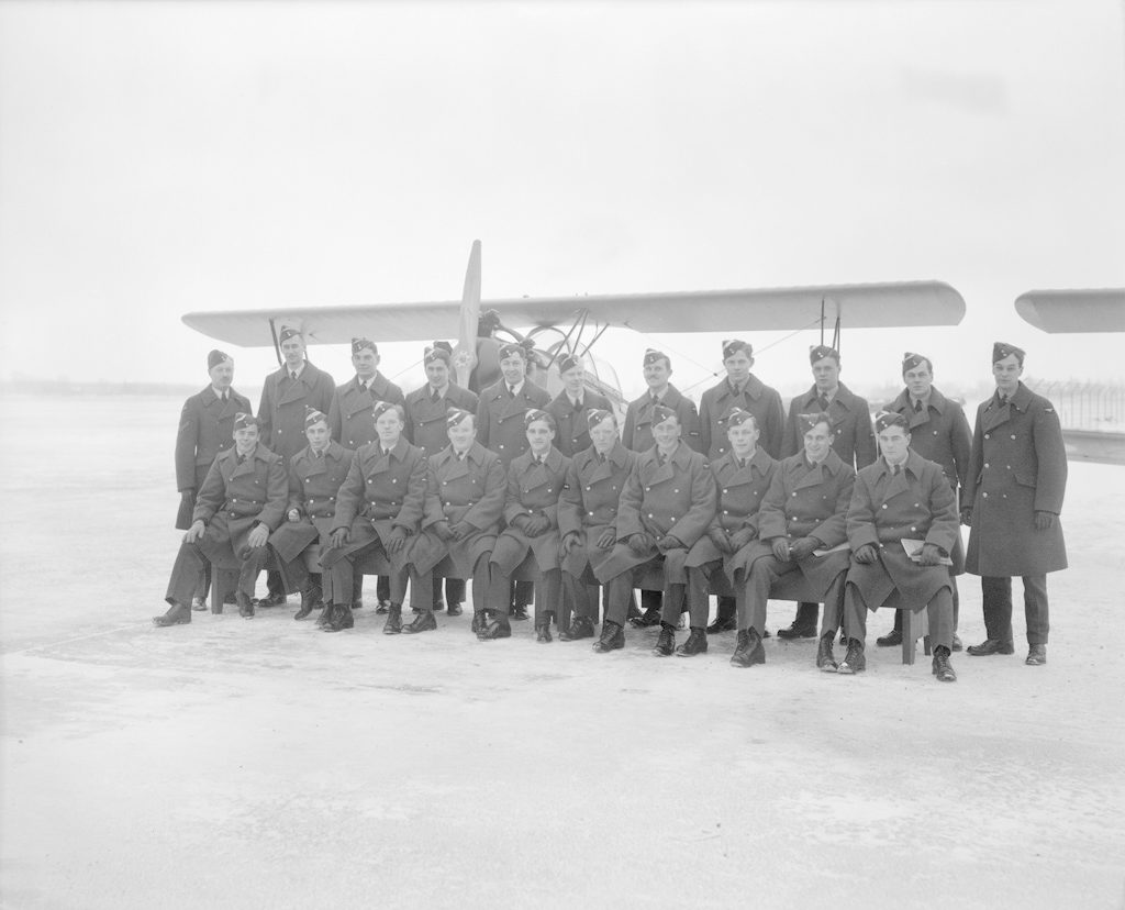 Класс 3, около 1940-1943