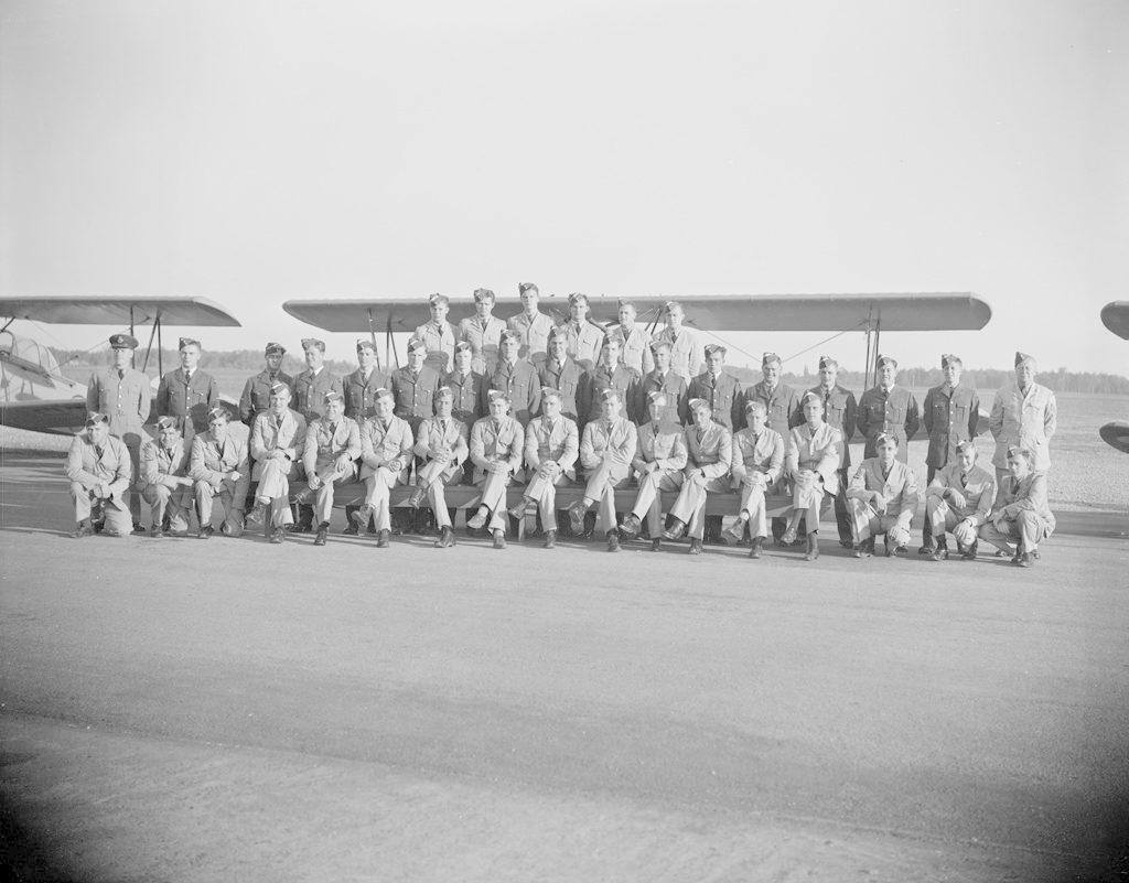 № 11 Sky Harbour Class, ок. 1940-1943 гг.