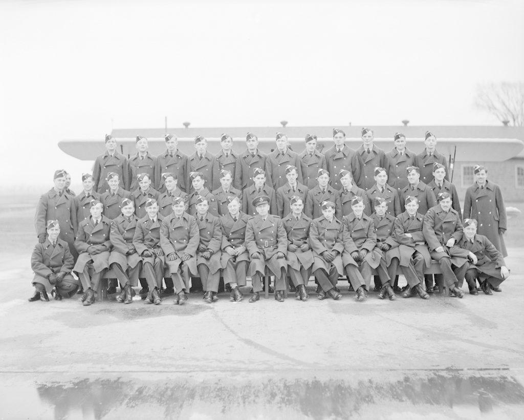 № 18 Sky Harbour Class, ок. 1940-1943 гг.