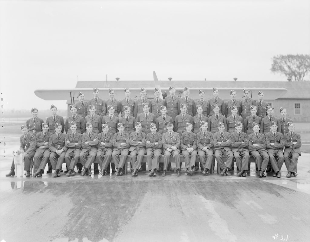 № 21 Sky Harbour Class, ок. 1940-1943 гг.