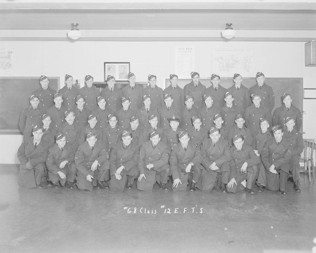 No. 68 Sky Harbour Class, ок. 1940-1943 гг.
