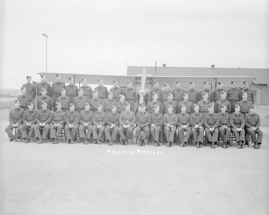 № 77 Sky Harbour Class, ок. 1940-1943 гг.