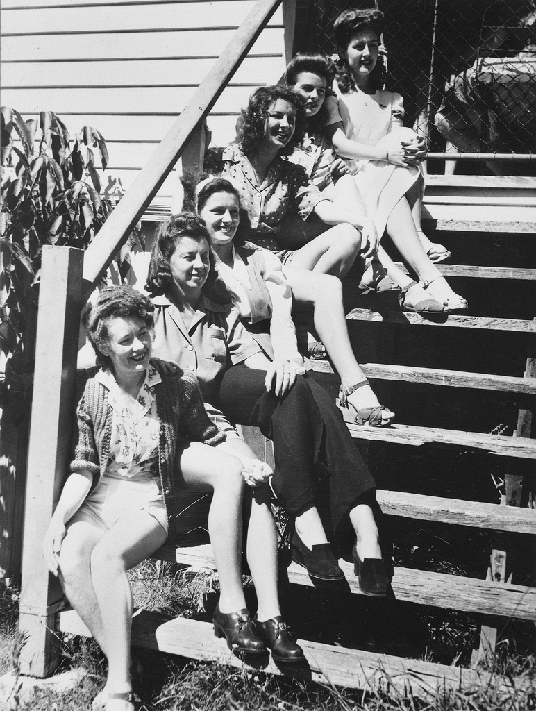 10 expectations of WW2 military spouses