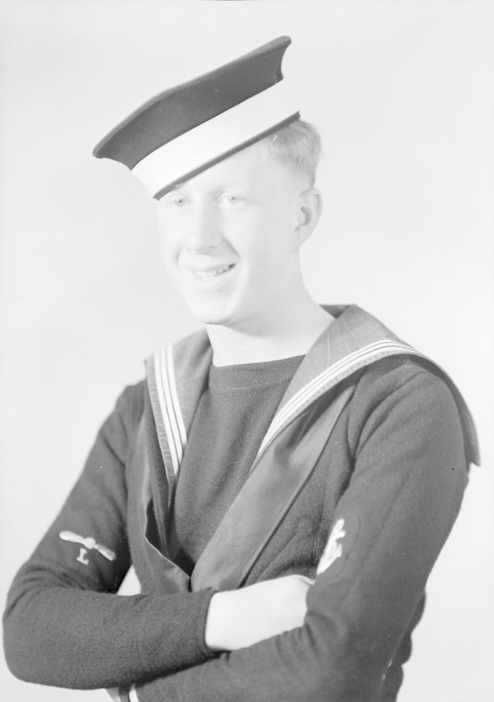 B.D. Саксли, о 1943-1943 годах