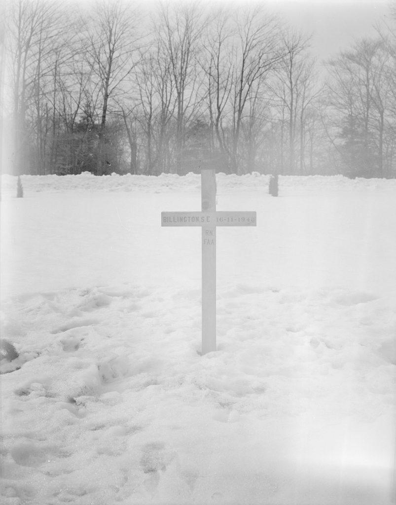 Billington Grave, 1943