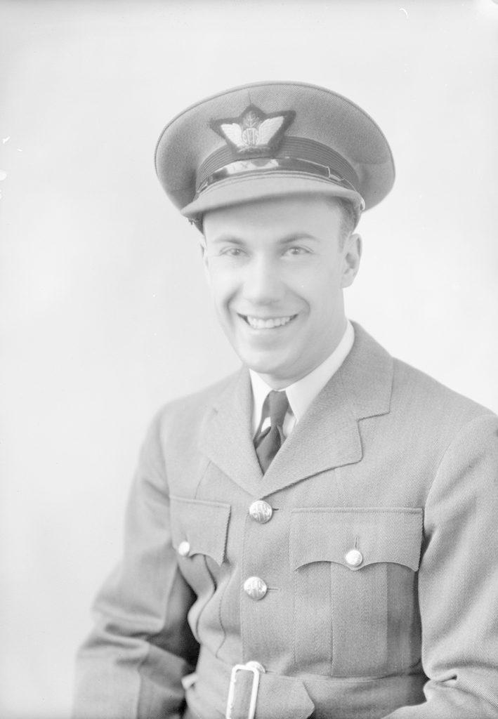 Edwin Harnden G, about 1940-1944