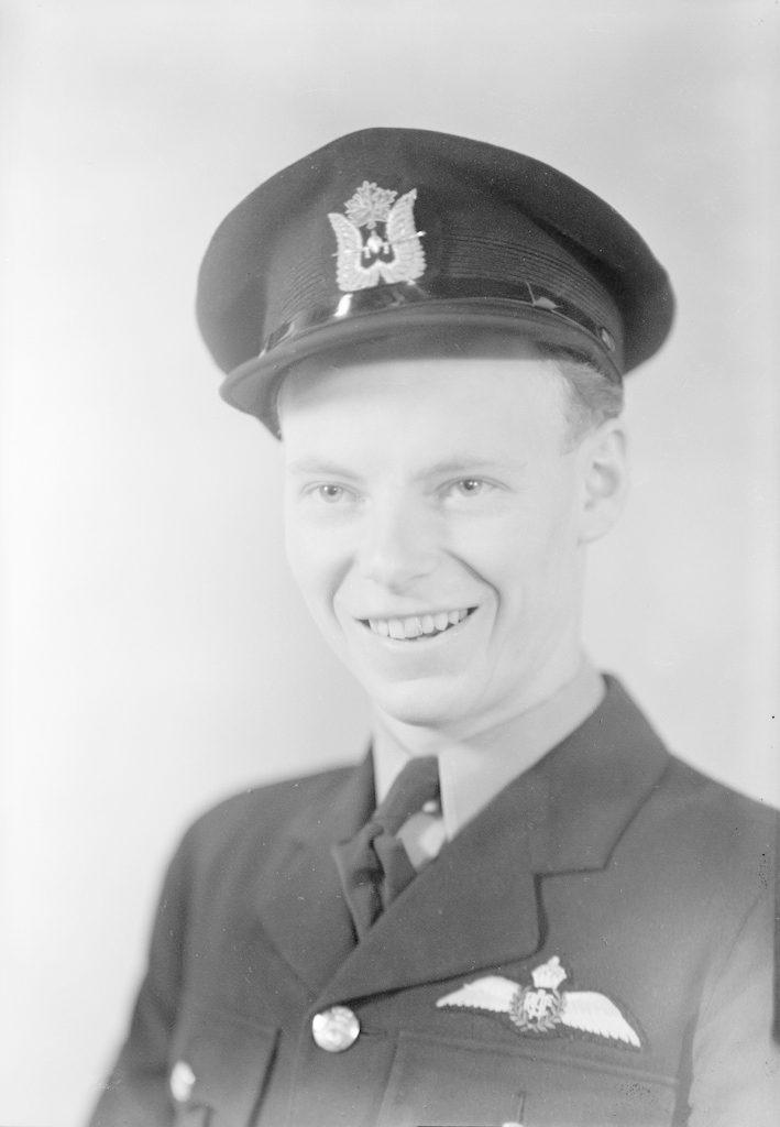 E.F. Lyle, about 1940-1944