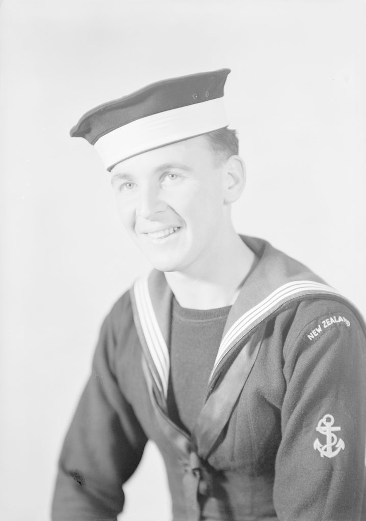 F.E. Marks, about 1943-1944
